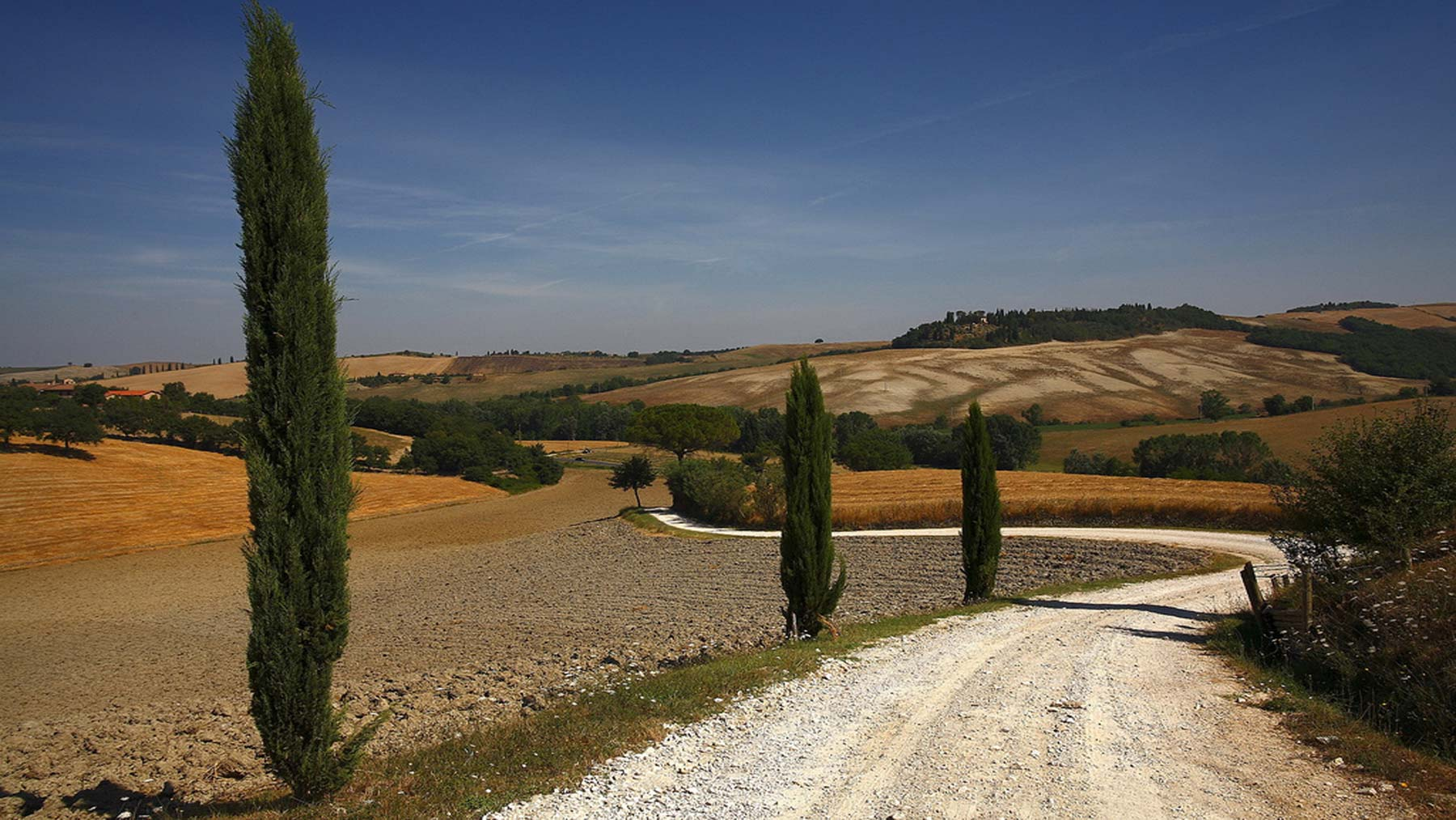 THE CRETE SENESI - Farm Holiday Il Molinello
