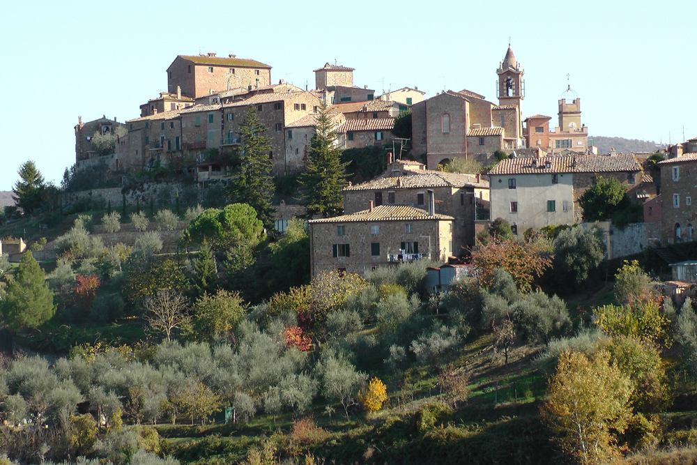 Farmhouse for families with children in the province of Siena