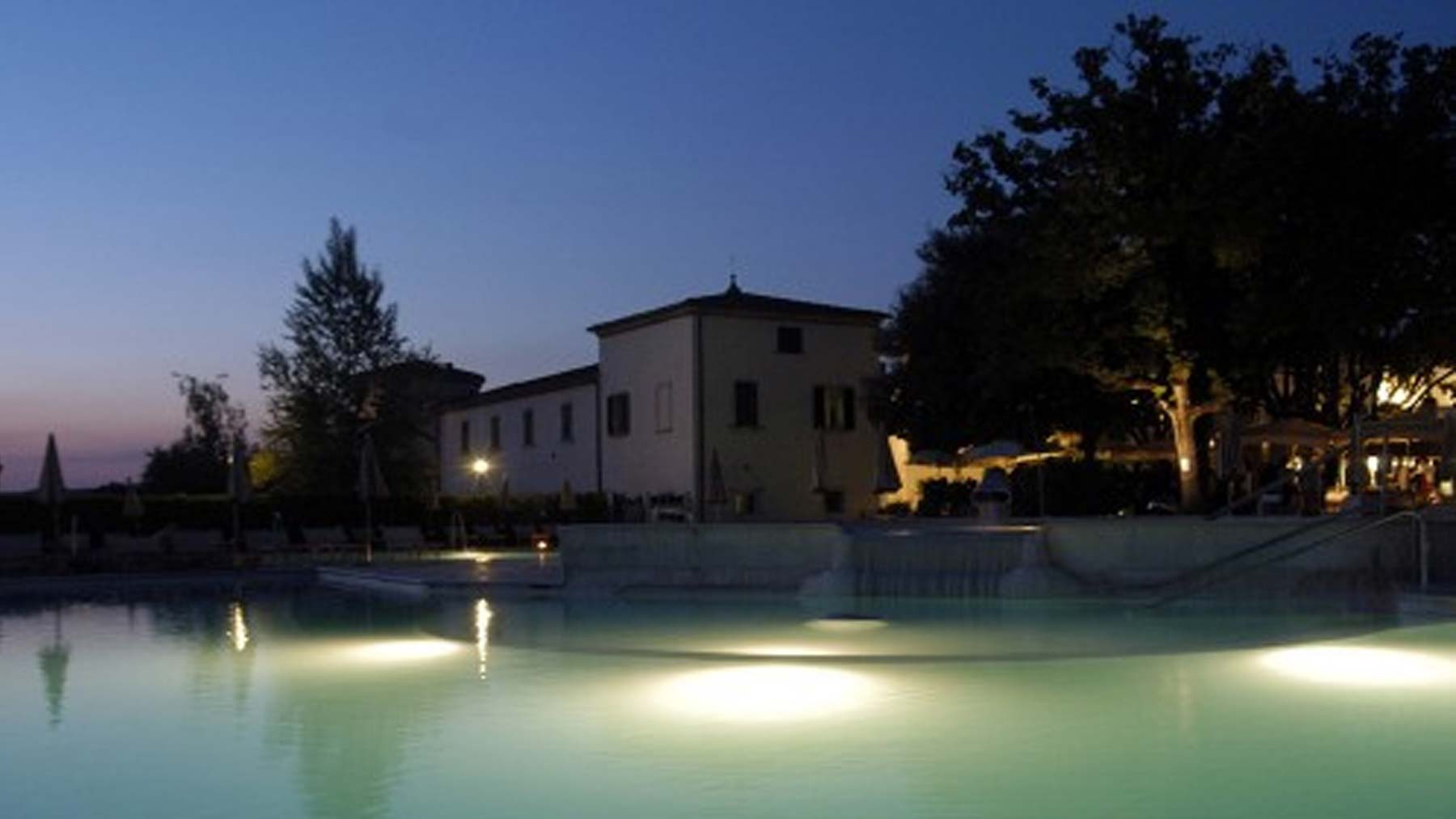 Farmhouse near the Spa and natural spring in Rapolano Terme