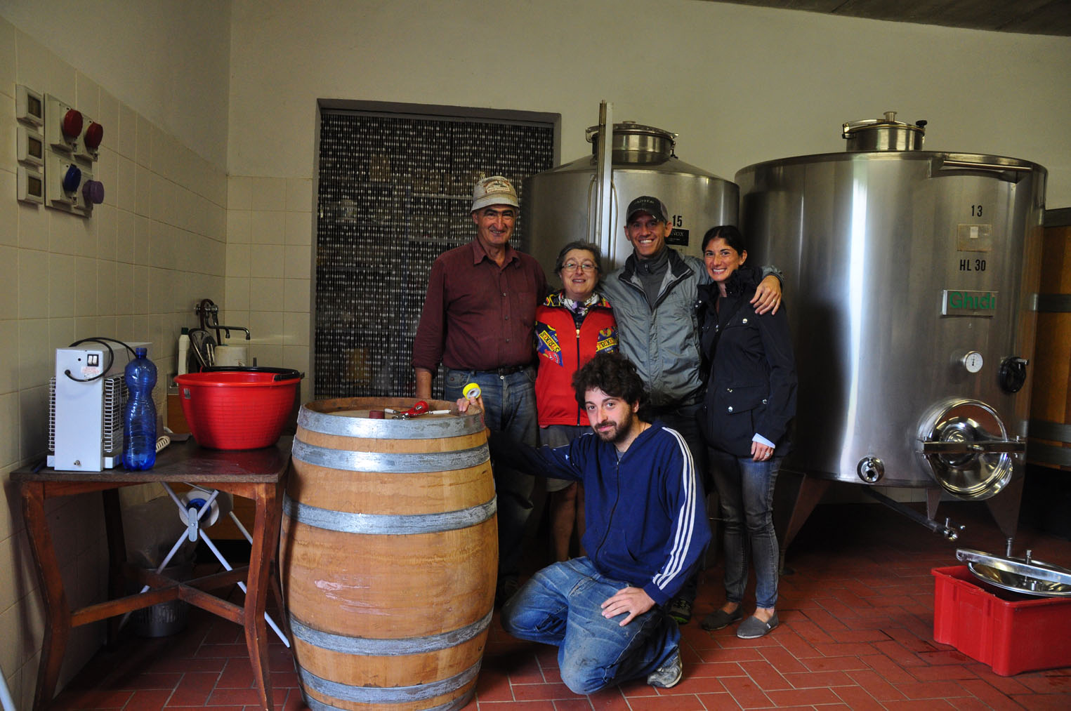 WINE TOURS - Farm Holiday Il Molinello